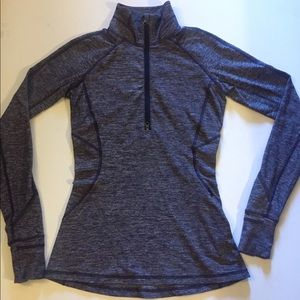 Lululemon Athletica 1/2 Zip Stretch Pullover